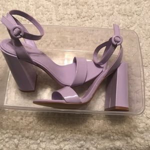 Mix Six Block Heel Sandal Size 8